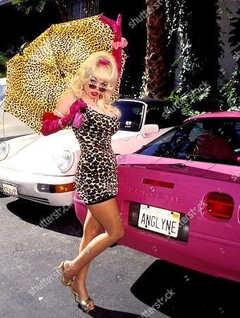 Angelyne 1997
