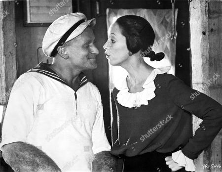 Film Still From Popeye