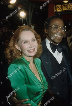 Katherine Helmond with Robert Guillaume