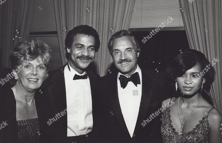 Hal Linden with Ron Glass