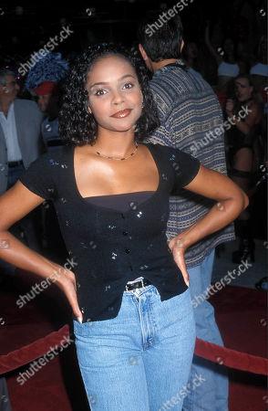 Stock Photo of Lark Voorhies 07-28-1998