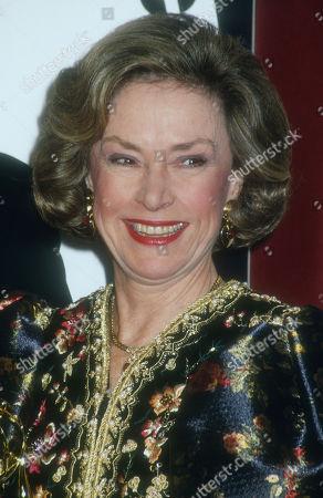 Joan Ganz Cooney 1990