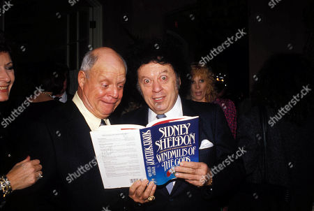 Don Rickles and Marty Allen 12-1987