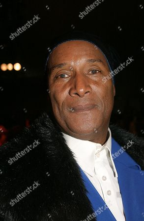 Paul Mooney at Olympus Fashion Week Fall 2006 - Tracy Reese-celebs at Bryant Park New York City 02-05-2006