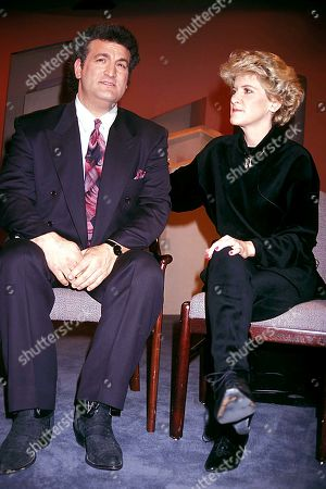 Joey Buttafuoco and Mary Jo Buttafuoco On the Phil Donahue Show 01/04/1992