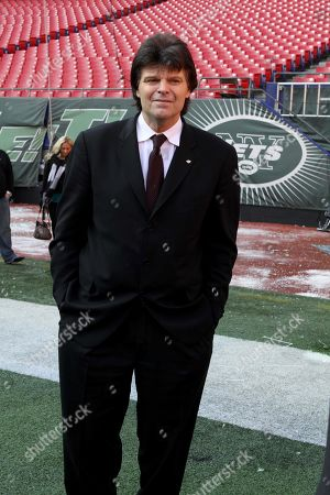 Mark Gastineau at ''the Last Hurrah'' a Final Glimpse of Giants Stadium'' News Conference to Announce Steiner Sports Collectiblles Memorabilia Agreement with the New Meadowlands Stadium 01-14-2010 USA New York