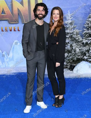 Editorial photo of 'Jumanji: The Next Level' film premiere, Arrivals, TCL Chinese Theatre, Los Angeles, USA - 09 Dec 2019