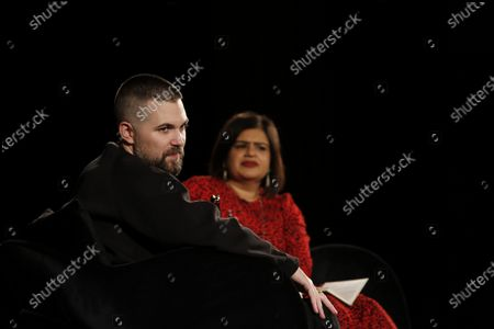 Editorial picture of BAFTA Screenwriters' Lecture Series with Robert Eggers, London, UK - 07 Dec 2019