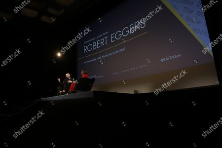 Editorial photo of BAFTA Screenwriters' Lecture Series with Robert Eggers, London, UK - 07 Dec 2019