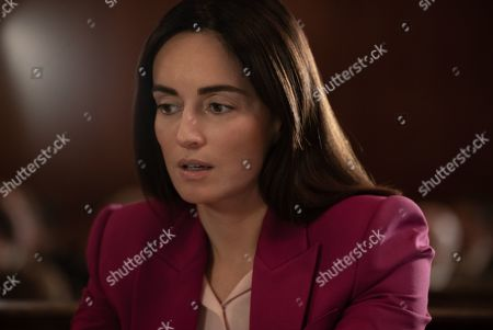 Ana de la Reguera as Alicia Jimenez