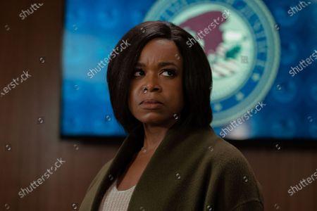 Stock Image of Quincy Tyler Bernstine as Tameika Robinson