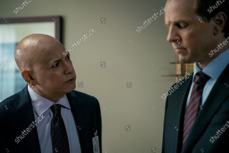 Evan Handler as Jacob Warner and Shane Johnson as Cooper Saxe