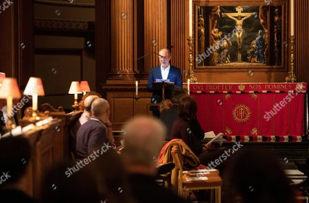 Editorial photo of Elizabeth's Legacy of Hope service at St Brides Church, Fleet Street, London, UK - 28 Nov 2019