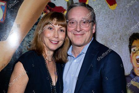 Nina Hellman and Jeremy Shamos