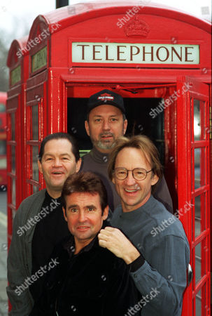Editorial photo of The Monkees 30 Years On; Mike Nesmith Mickey Dolenz Peter Tork And Davy Jones.