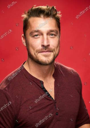 Stock Photo of Chris Soules