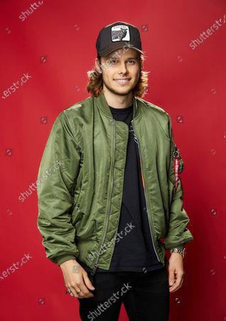 Stock Photo of Logan Shroyer