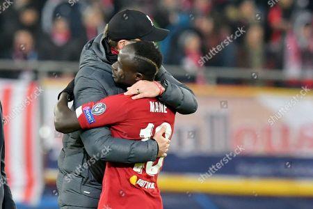 Editorial image of Soccer Champions League, Salzburg, Austria - 10 Dec 2019