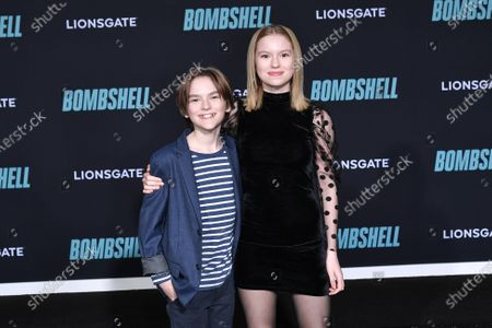 Editorial picture of 'Bombshell' film premiere, Arrivals, Regency Village Theatre, Los Angeles, USA - 10 Dec 2019
