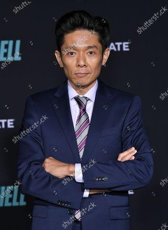 Stock Picture of Kazuhiro Tsuji