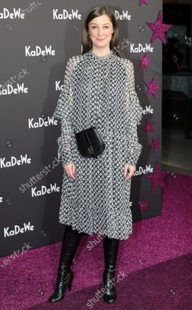 German-Romanian actress Alexandra Maria Lara attends the grand opening of the Kaufhaus des Westens (KaDeWe) department store in Berlin, Germany, 10 December 2019. The KaDeWe is the second largest department store in Europe with over 60 thousand square meters of selling space. At the moment the building is undergoing a major refurbishment process.