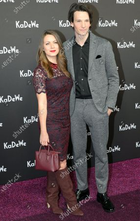 Actors Alice Dwyer (L) and Sabin Tambrea (R) attend the grand opening of the Kaufhaus des Westens (KaDeWe) department store in Berlin, Germany, 10 December 2019. The KaDeWe is the second largest department store in Europe with over 60 thousand square meters of selling space. At the moment the building is undergoing a major refurbishment process.