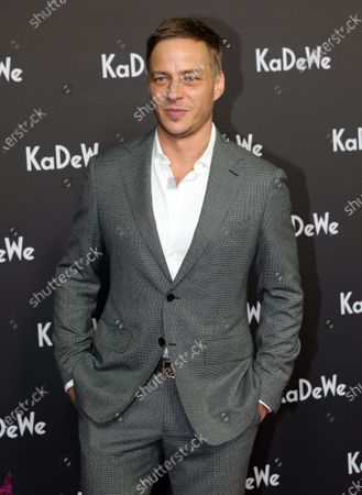 German actor Tom Wlaschiha attends the grand opening of the Kaufhaus des Westens (KaDeWe) department store in Berlin, Germany, 10 December 2019. The KaDeWe is the second largest department store in Europe with over 60 thousand square meters of selling space. At the moment the building is undergoing a major refurbishment process.