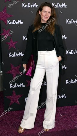 Actress Julia Malik attends the grand opening of the Kaufhaus des Westens (KaDeWe) department store in Berlin, Germany, 10 December 2019. The KaDeWe is the second largest department store in Europe with over 60 thousand square meters of selling space. At the moment the building is undergoing a major refurbishment process.