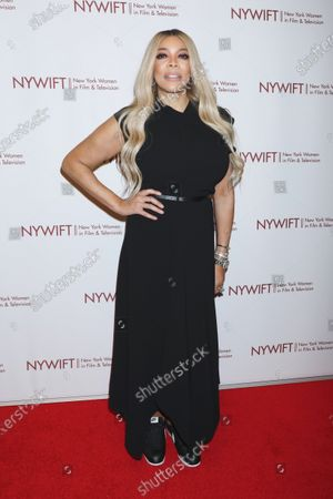 Editorial photo of New York Women in Film and Television's 40th Annual Muse Awards, Arrivals, New York, USA - 10 Dec 2019