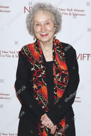 Stock Image of Margaret Atwood