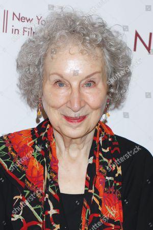 Stock Photo of Margaret Atwood