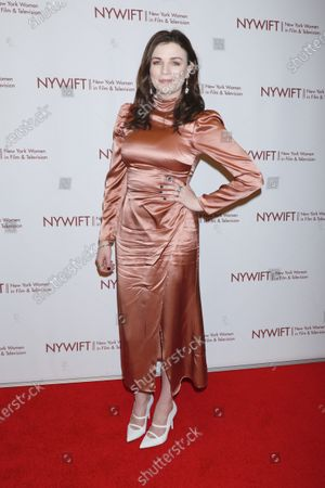 Editorial image of New York Women in Film and Television's 40th Annual Muse Awards, Arrivals, New York, USA - 10 Dec 2019