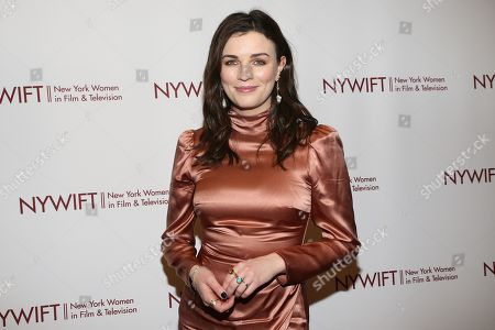 Editorial picture of New York Women in Film and Television's 40th Annual Muse Awards, Arrivals, New York, USA - 10 Dec 2019