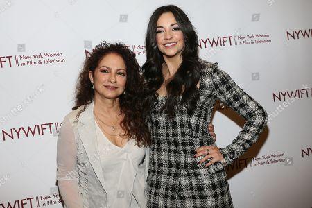 Gloria Estefan and Ana Villafane