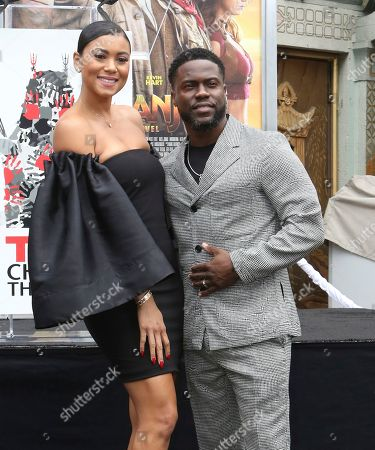 Editorial picture of Kevin Hart Hand and Footprint Ceremony, Los Angeles, USA - 10 Dec 2019