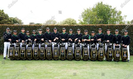 Editorial picture of The 2019 Presidents Cup golf in Australia, Melbourne - 11 Dec 2019