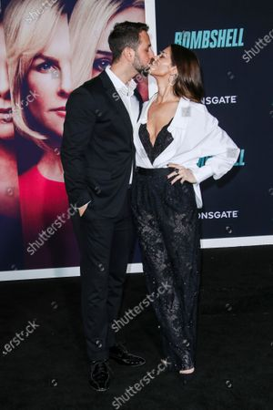 Paul Khoury and Ashley Greene