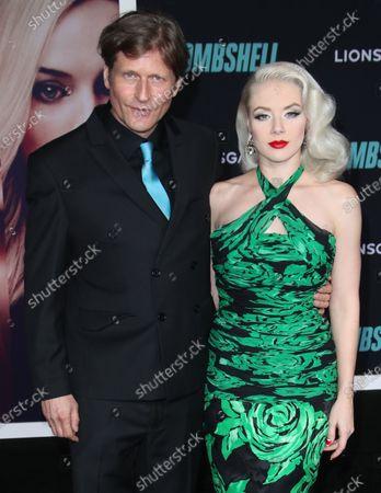 Editorial image of 'Bombshell' film premiere, Arrivals, Regency Village Theatre, Los Angeles, USA - 10 Dec 2019