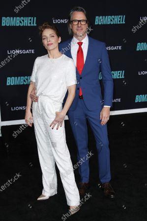 Mili Avital and Charles Randolph