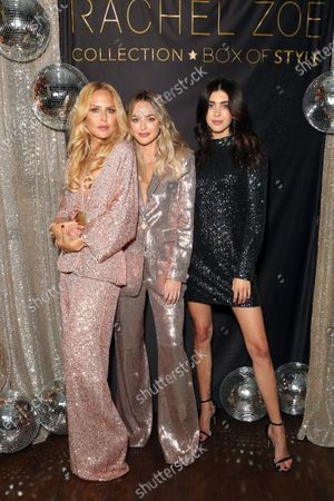 EXCLUSIVE - Rachel Zoe, Kaitlynn Carter and Kelly White