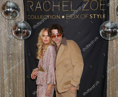 EXCLUSIVE - Rachel Zoe and Roger Berman