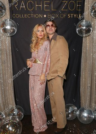 Editorial photo of Exclusive - Rachel Zoe Collection and Box of Style Holiday Event with Tanqueray, Los Angeles, USA - 11 Dec 2019