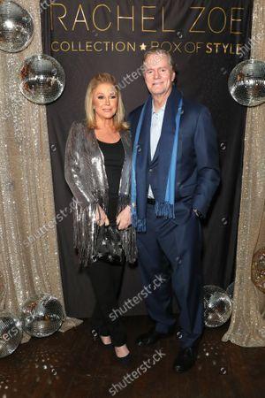 EXCLUSIVE - Kathy Hilton and Richard Hilton