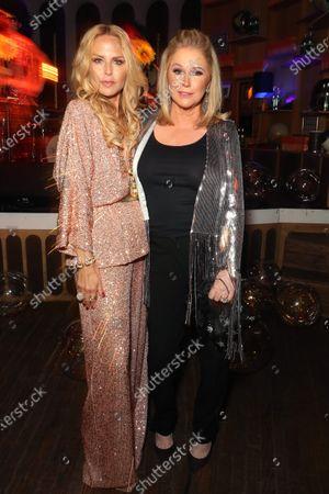 Stock Image of EXCLUSIVE - Kathy Hilton and Rachel Zoe