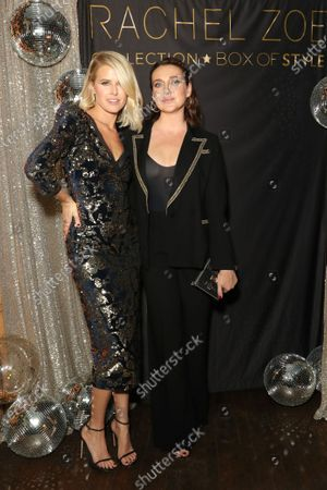Editorial image of Exclusive - Rachel Zoe Collection and Box of Style Holiday Event with Tanqueray, Los Angeles, USA - 11 Dec 2019