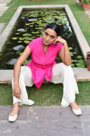 Editorial image of Sayani Gupta photoshoot, New Delhi, India - 10 Dec 2019