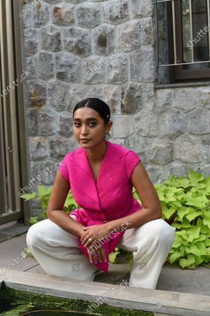 Editorial photo of Sayani Gupta photoshoot, New Delhi, India - 10 Dec 2019