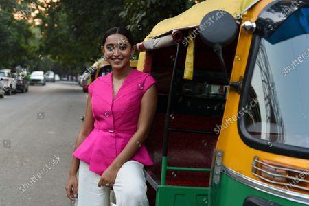 Editorial picture of Sayani Gupta photoshoot, New Delhi, India - 10 Dec 2019
