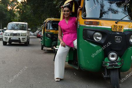 Stock Photo of Sayani Gupta