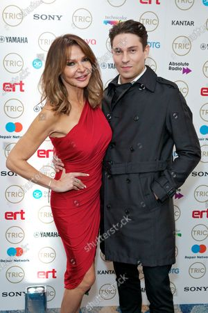 Lizzie Cundy and Joey Essex